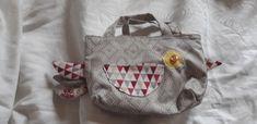Berta braun rot Diaper Bag, Bags, Hand Crafts, Repurpose, Get Tan, Red, Cotton, Handbags, Diaper Bags