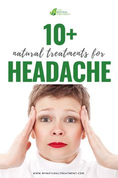 Looking for a treatment for headache? Here you have the most amazing natural treatments for headache with mint leaves and herbs. Natural Headache Relief, Headache Cure, Home Remedy For Headache, Headache Remedies, Remedies For Tooth Ache, Back Pain Remedies, Tooth Pain