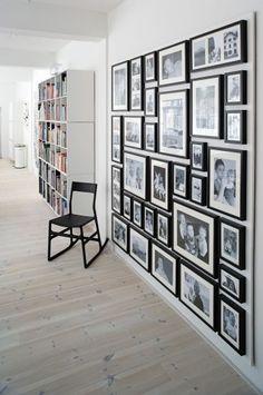 Siyak-beyaz style