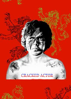 'Cracked Actor' - metal print by Artwork Prints, Cool Artwork, Poster Prints, Gothic Art, Gothic Beauty, Print Artist, Hologram, Trees To Plant, Album Covers