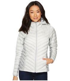 Mountain Hardwear Micro Ratio Hooded Down Jacket In Grey Ice Puffer Jackets, Winter Jackets, Mountain Hardwear, Hand Warmers, Quilting Designs, Cold Weather, Hemline, Hoods, Ice