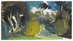 Find artworks by Ivon Hitchens (British, 1893 - on MutualArt and find more works from galleries, museums and auction houses worldwide. Contemporary Landscape, Abstract Landscape, Landscape Paintings, Abstract Art, Art And Illustration, Art Station, Small Paintings, Love Art, Art Images