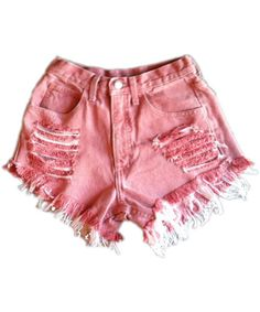 Vintage, cut off,  jeans,  shredded,  damaged,  fray,  grunge, omen eye, short, shorts, pink $39.99, Vintage, cutoff,  jeans,  shredded,  damaged, destroyed,  frayed,  grunge, omen eye, short, shorts, jean, slashed, distressed, denim, thrashed, high waisted, ripped