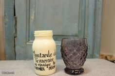 vanhoja purkkeja / Old jars
