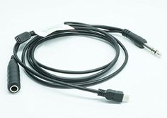 From 52.57:Nflightcam Aircraft Audio/Power Cable for GoPro Hero