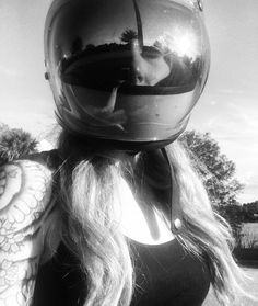 Real Motorcycle Women - tracytuesday