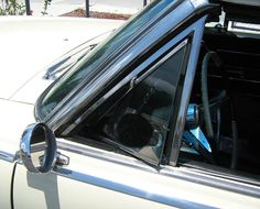 1965 AMC Ambassador detail of vent window - Quarter glass - Wikipedia, the free encyclopedia