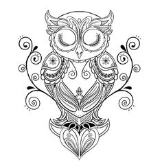 tattoo owl - Google Search