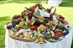 Cheese Display, Boston Event Planner Susan Lane | Susan Lane Events- Boston Event Planning, Weddings, Bar and Bat Mitzvahs