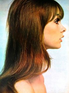 Jean Shrimpton, la plus belle fille du monde, ELLE (France) May 1965