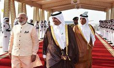 Modi tells Indian diaspora in Qatar