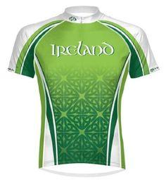 Amazon.com: Primal Wear Ireland Celtic Irish Cycling Jersey Men's Short Sleeve: Sports & Outdoors
