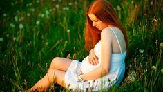 Por que a grávida tem o cabelo mais bonito? Saiba o que acontece no corpo dela - Vix