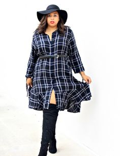 21a7dd2375d7 Fall in love with Plaid- (Fall Trend Alert)