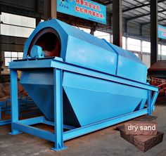sand drum screen ordered kazakhstan finished production