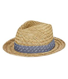 Cremieux Straw Fedora Hat  Dillards Straw Fedora 66b54b822c4