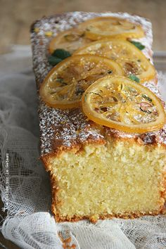 cake au citron but I cant find the recipe. It just looks so good