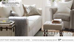 Cameron Sofa Collection | Pottery Barn