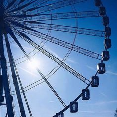 Like this ferris wheel life whirls twirls and keeps on turning. Who knows where it will lead next? Don't just sit around waiting for life to happen take the wheel and use our booking app or follow the link in the description to plan your next trip! PC: @traveljunkieid #Accorhotels #Paris #Regram #FerrisWheel #Fair #Blue #Fun #InstaGo #Holidays #Sun #BlueSky #Life #Game Hotels-live.com via https://www.instagram.com/p/BE83dOcnkuH/ #Flickr