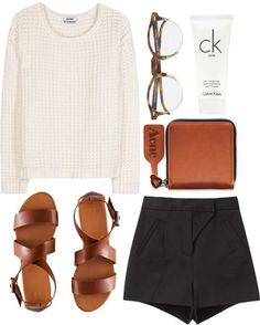 Perfect late spring outfit