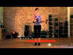 9-Minute Arms and Shoulders Sculpting Workout (with Dumbbells)
