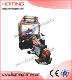 Harely motor game machine/hot sale game machine(sales@hominggame.com) http://www.hominggame.com/show_Product_en.asp?ID=168