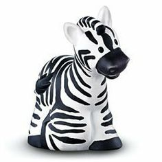 Fisher Price Little People Zoo Talkers - Zebra by Fisher-Price. $6.65. Bring Your Child'S Favorite Zoo Animals To Life Right In Your Home With The Little People Zoo Talkers! Adorable, Interactive Animal Figures That Say Their Names And The Sounds They Make When You Bring Them To The Zoo Talkers? Animal Sounds Zoo?! Talk About A Fun Way To Learn Animal Names And Sounds--Collect Them All! (Zoo Sold Separately And Subject To Availability.)