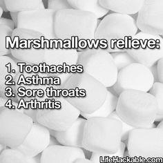 Marshmallow hack