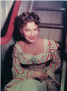 Ava Gardner in Showboat, 1951