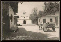 ERMITA DEL SEÑOR DE LA AGONIA LIBERIA,GUANACASTE,SIN FECHA.
