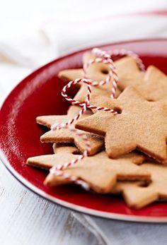 Biscuits au gingembre et à la cassonade