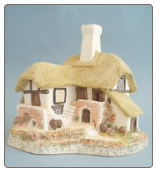 David Winter Cottages 1988 BLACK BESS INN Guild #3 MIB $42.95