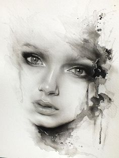llustrations by Glen Preece. Glen is a UK based artist specialising in portraitures in either pencils or oil dry brush.