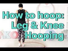 Only thought I could knee hoop until I watched this vid. Def going to re-learn it stronger and better with improved posture!