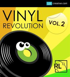 ► VINYL REVOLUTION Vol.2 - DRUM SAMPLES - fat, solid and kicking vinyl-style one-shot drums. The sounds can be used in wide range of genres...Breakbeat, Drum & Bass, Dubstep, House, Hip Hop, Nu Disco, Dance, Dub, Trip Hop, Pop, RnB, Reggae. More info: http://www.123creative.com/electronic-music-production-audio-samples-and-loops/1281-vinyl-revolution-vol2-drum-samples.html