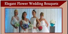 Elegant Flower Wedding Bouquets For Your Wedding, whether they're made of flowers, feathers, brooches, or whatever else brides are using to get creative. Bridesmaid Dresses, Prom Dresses, Wedding Dresses, Budget Wedding Invitations, Wedding Planning Guide, Elegant Flowers, Cheap Wedding Dress, Flower Bouquet Wedding, Wedding Ceremony