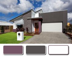 colores pintura casas exteriores combinacion exterior casa fachadas modernas carta pinturas mas resaltar intensos mira combinarlos como descubre sobre