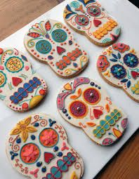 day of the dead cookies - Google Search