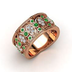 Renaissance Band ... Love this as a replacement to my wedding band!