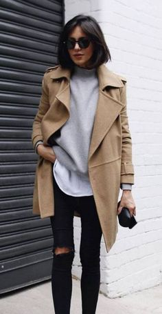 Best Comfortable Women Fall Outfits Ideas As Trend 2017 222