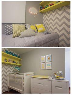 Projeto de quarto de criança, Arquitetura de interiores
