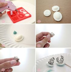 An idea to use with resin!
