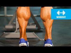Workout for Massive Calves   Preston Noble (HD) - YouTube