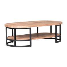 "$545 - 54""W x 28""D x 17""H - Race Coffee Table"