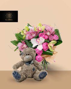bloomeria.ro Elegantele flori de orhidee, alaturi de minirose delicate, intr-un buchet sofisticat, vor face orice aniversare mai frumoasa! Comanda telefonic: ☎️ 0769655182 #freshflowers #gifts #flowers #toys #orchid #roses #beatifulbouquet #weekend #florarie #livrareladomiciliu #floristlife #florist #artist #buchet #sharelove #livramflori #livramzambete #livramiubire #shoponline #romania #welcometotheworldofflowers #bloomeria