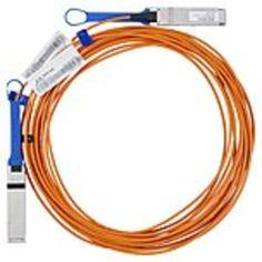 Mellanox MC220731V-020 Fiber Optic Network Cable - Fiber Optic for Network Device - 66 ft - 1 x QSFP Male Network - 1 x QSFP Male Network