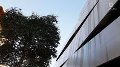 BUILDING FACADE - ΠΡΟΣΟΨΗ ΚΤΙΡΙΟΥ Recovery Building System made of perforated aluminium. Innovative Architectural Products. Life is in the details. www.metalaxi.com Facade Architecture, Building Facade, Facades, Recovery, Plants, Life, Decor, Products, Decoration