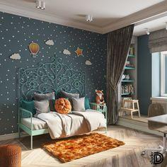 Детская для будущей звезды - Галерея 3ddd.ru