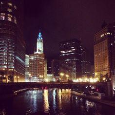 Chicago River Nite
