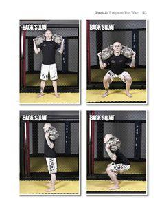 Sandbag Training For MMA & Combat Sports - Paperback